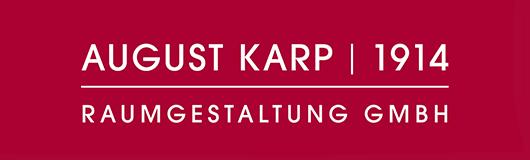 Raumgestaltung logo  Raumgestaltung August Karp - Parkett Frankfurt seit 1914
