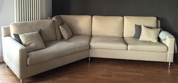 Massanfertigung Sofa - Raumaustatter August Karp