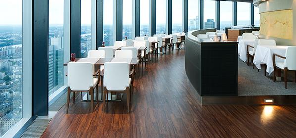 Lvt belag und teppich raumgestaltung august karp gmbh for Raumgestaltung restaurant